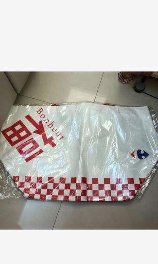 🚚 家樂福大購物袋