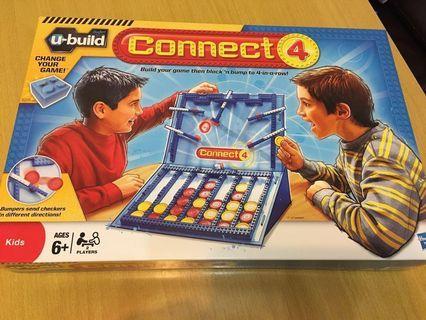 Connect 4 益智遊戲