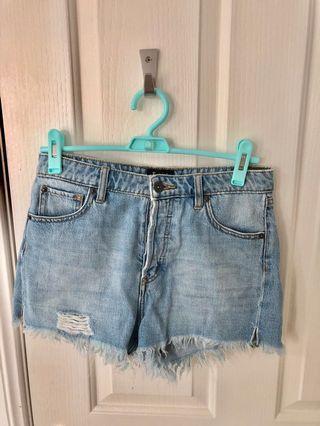 Bardot Ripped Shorts