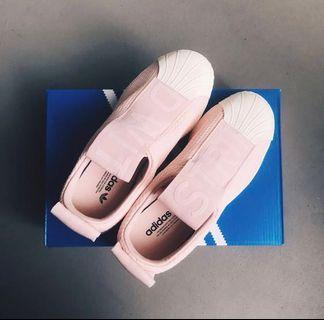 Adidas Superstar Slip-On Pink