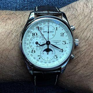 Longines Moon Phase (2018 LNIB)