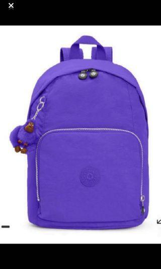 Kipling bag medium backpack Brand New With Wrap
