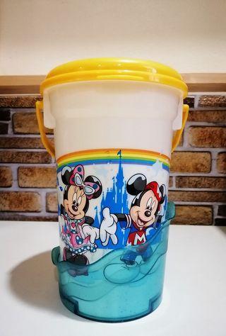 Disney mickey popcorn bucket
