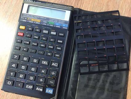 Casio Fx4200p dot matrix display scientific/engineering/statistic calculator