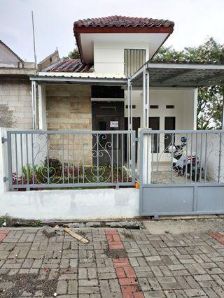 Di Kontrakan rumah di Villa Taman Sari Ciapus
