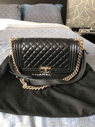 Chanel Medium Boy Chanel