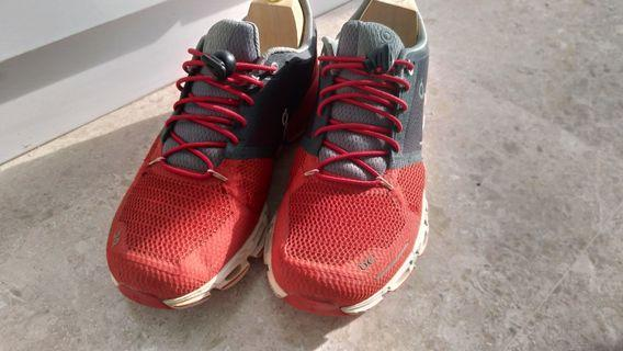 On running shoes (2 pairs)
