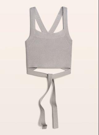 Aritizia Wilfred Cayenne Knit Top