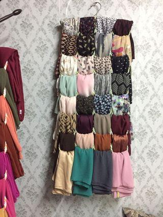 Printed shawls #SnapEndGame