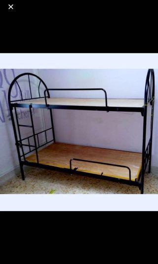 Single Double Decker Bed
