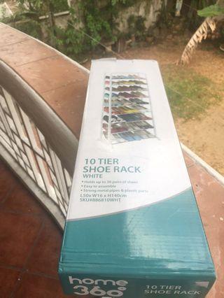 Brand New Shoe Rack