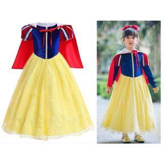 🚚 Snow White Costume (Pre-order)