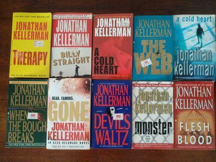 🚚 Jonathan Kellerman Collection