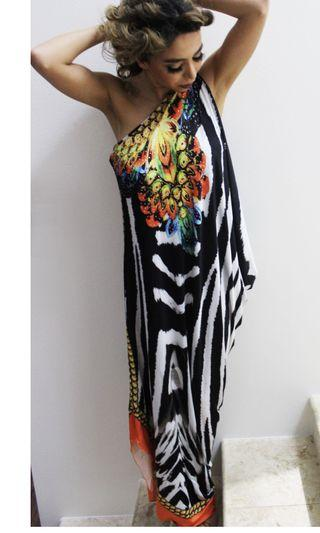 BRAND NEW KAFTAN DRESS!!