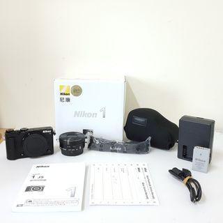 Nikon J5 (Body +Lens/相機機身+鏡頭) 有Wi-Fi