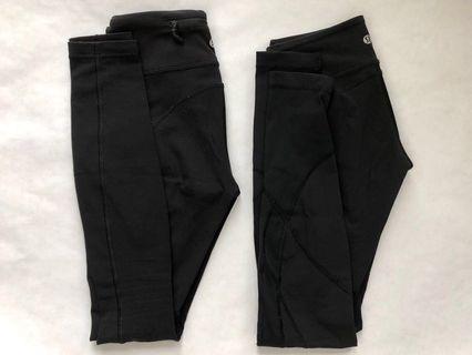 Lululemon tights bundle