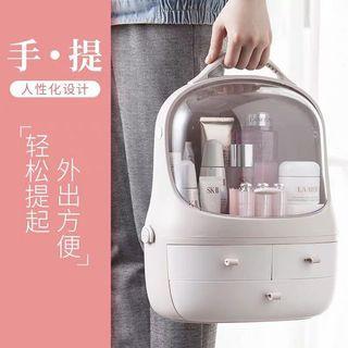 💥網紅推薦💥🥚化妝品防塵收納箱🌪
