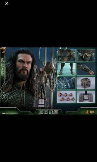 🚚 Hot toys Aquaman justice league last