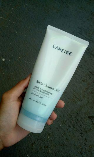 Laneige Multi Cleanser EX