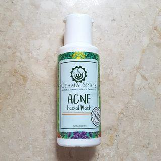 Utama Spice Acne Facial Wash