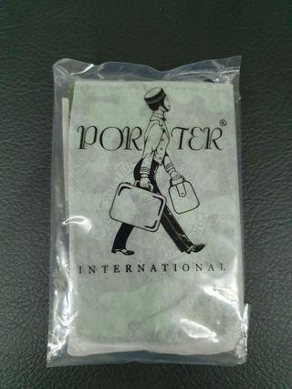 Porter pass holder