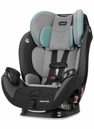 Brand New Evenflo Every Stage LX All-in-One Car Seat