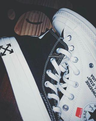 Converse X Off White v2 concept shoes