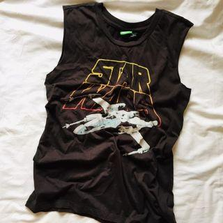 Forever 21 Star Wars Statement Top