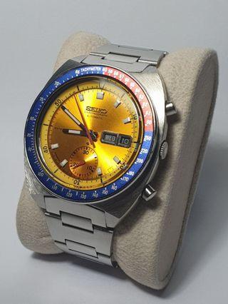 Vintage Seiko 6139 6002