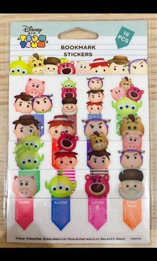 New Disney Tsum Tsum Lotso Stickers