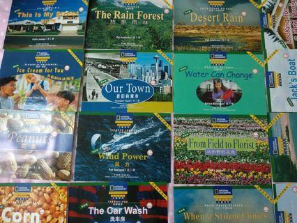 24 Books National Geographic Fluent Level