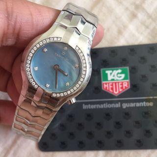 TAG Heuer Alter Ego Diamond Bezel Limited Edition Ladies Watch