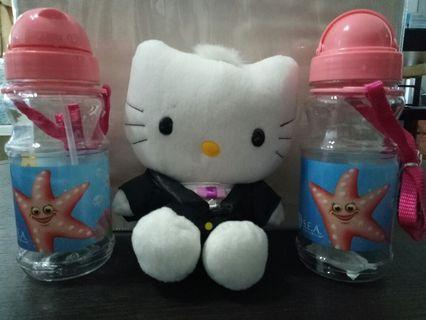 Buy bottle Free Hello Kitty
