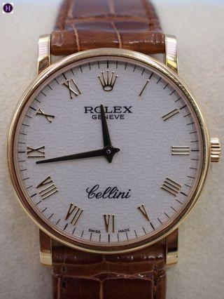 Rolex 5115 Cellini