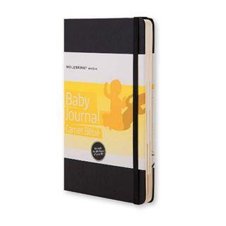 [PO] Moleskine Passion Baby Journal (Large) - Baby Book for Pregnancy and First Two Years, Baby Memory Book