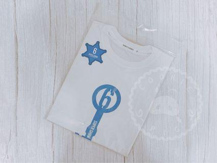 【Super Junior - Super Show 6】 短袖衣服 T恤 T-shirts(鑰匙)