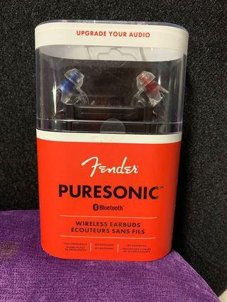 Fender Puresonic bluetooth
