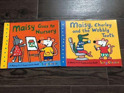 Lucy Cousins - Maisy Children Books