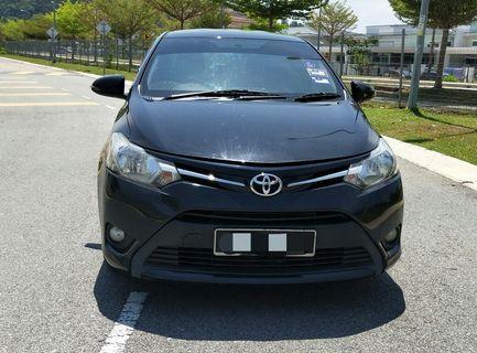 Toyota vios sambung bayar