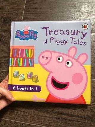 Peppa Pig - 6 books in 1