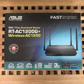 Pre Loved Asus Router - RT-AC1200G+