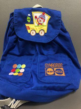 🚚 Gymboree 藍色背包
