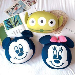 🚚 🇯🇵日本連線🇯🇵 迪士尼大頭兩用U形枕