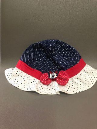 🚚 麗嬰房可愛米妮遮陽帽