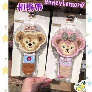[HLD代購] 香港迪士尼樂園 Duffy ShellieMay Cookie 相機帶