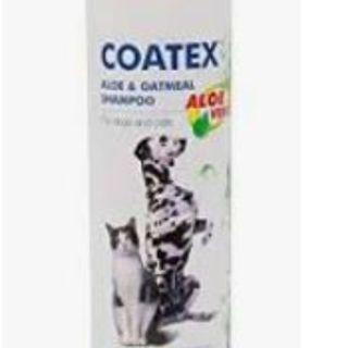 VetPlus COATEX Medicated Shampoo 250ml For Cats & Dogs