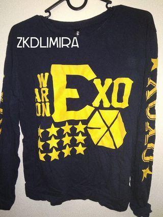 [WTS] EXO shirt unofficial