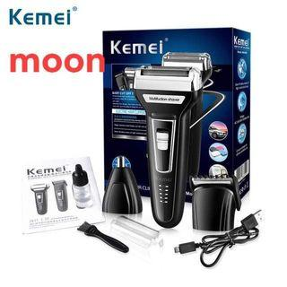 3In1 Multifunction Kemei KM-6559 Electric Shaver