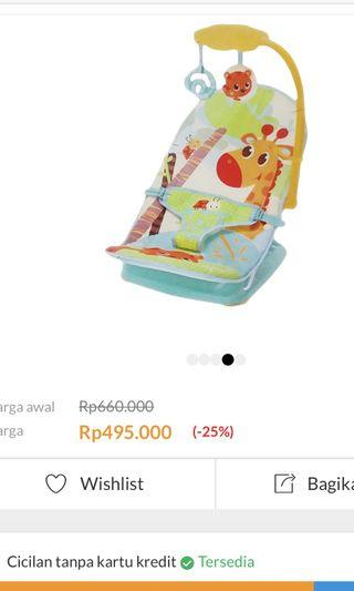 mustela baby seater bouncer