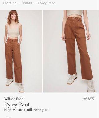 Aritzia Ryley Pant